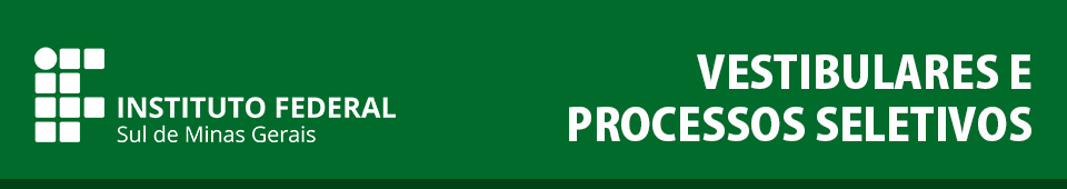 Banner topo - Vestibulares e Processos Seletivos.