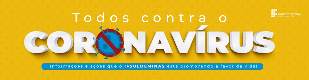 Informações e ações do IFSULDEMINAS a favor da vida
