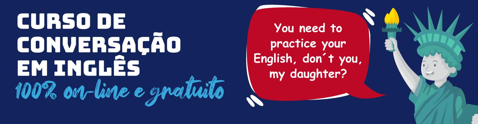 Aberto edital para curso online FIC de idiomas - inglês (conversação)
