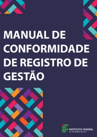 manual de conformidade de registro de gestão