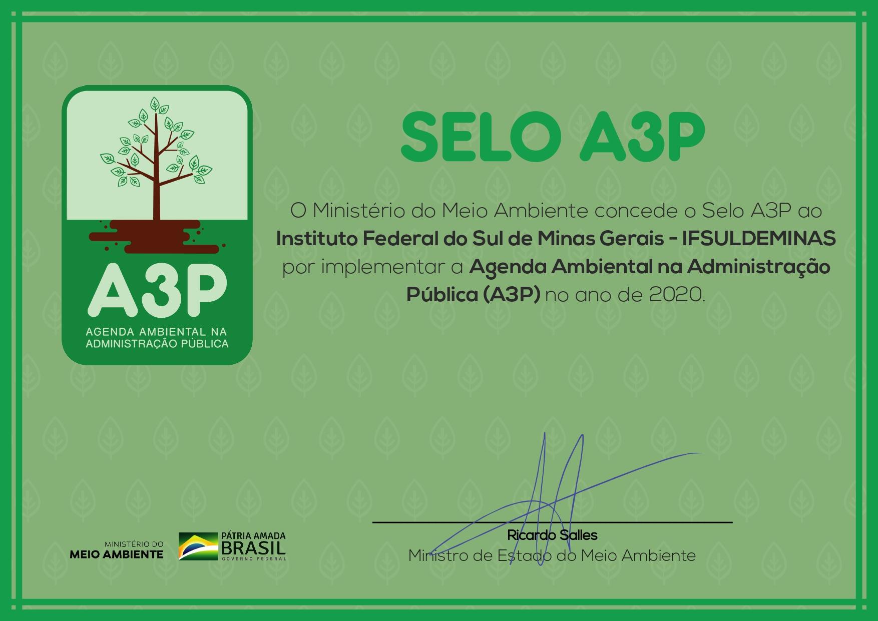 selo a3p